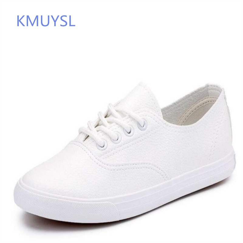 2017 New Fashion Leather Women Shoe Breathable Casual Shoes Woman Flat Shoes Zapatos Mujer 2017 hot fashion loafers women casual shoes new breathable mesh flat platform women comfortable wedges heels shoes zapatos mujer