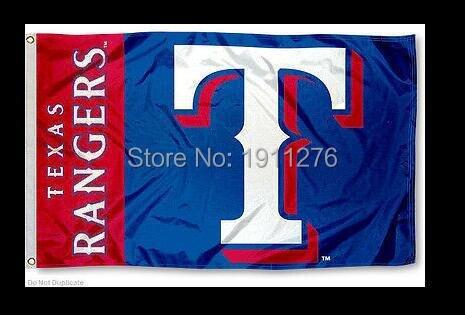 <font><b>Texas</b></font> Rangers Flag MLB MajorLeagueBaseball 3ft x 5ft Polyester Banner <font><b>Flying</b></font> 150* 90cm Custom flag sport helmet