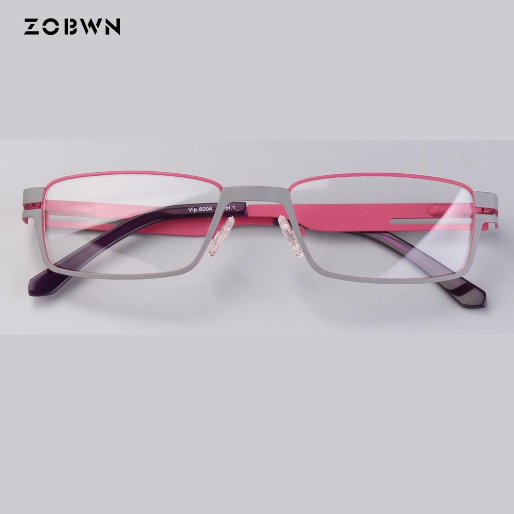 New arrival oculos de grau femininos Fashion optical frames Men Women Brand Designer eye glasses Ladies googles black anti blue