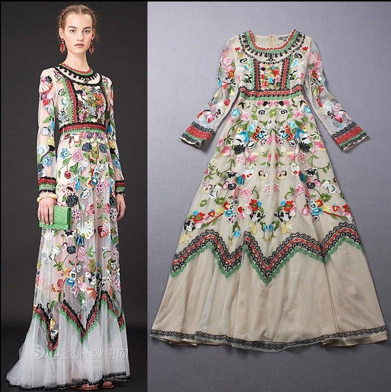 Tobi x maxi dress gauze