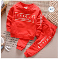 3 colors Kids Clothes Boys Girls Clothing Set Baby Toddler Girl Clothes Children Tracksuit Kids Hip Hop Clothing Spring 2017 New