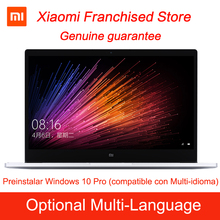 Original Xiaomi Mi Notebook Air Intel Core i5-6200U CPU 8GB DDR4 RAM Intel GPU 13.3inch display Laptop Windows 10 SATA SSD(China (Mainland))