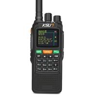 KSUN X 889TFSI Infinite Distance Global Intercom GPS Positioning 10W 6000 mAh Walkie Talkie Civilian 50 KM Outdoor Walkie Talkie