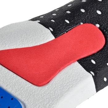Sport running silicone gel insoles