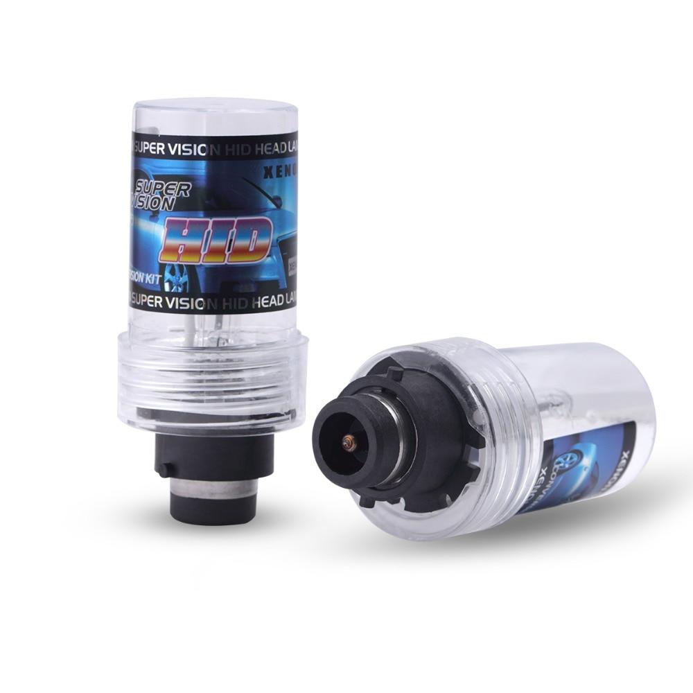 2 개 크세논 전구 D2S HID 크세논 램프 d2s 금속 홀더 - 자동차 조명 - 사진 2