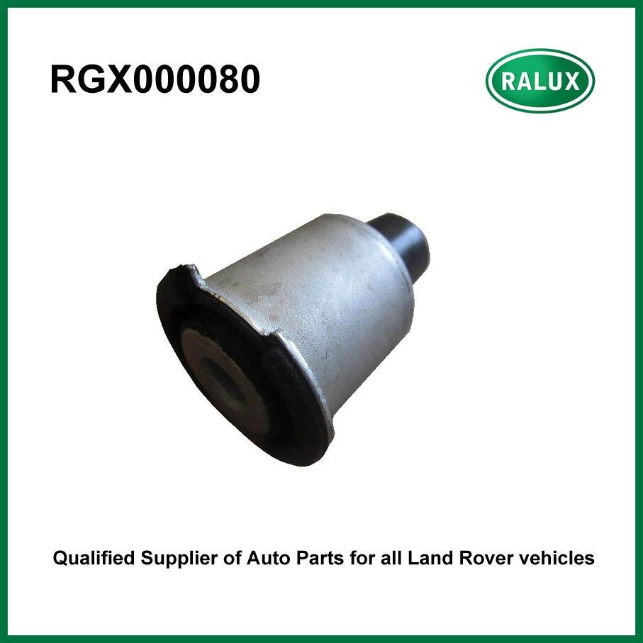 RGX000080 nuevo auto brazo de control delantero y trasero Bush para Range Rover 02-09/10-12 coche buje para parte trasera del brazo de suspensión