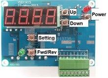 8 ~ 30 В Stepping водитель Насос и контроллер с цифровым дисплеем