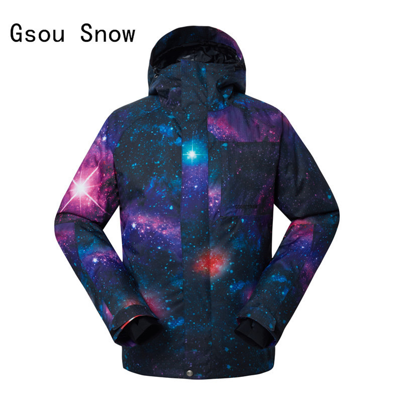 Gsou Snow Band Windproof Waterproof Man Super Warm Clothing Outdoor Sport Wear Camping Riding Skiing Snowboard Thicken ThermalGsou Snow Band Windproof Waterproof Man Super Warm Clothing Outdoor Sport Wear Camping Riding Skiing Snowboard Thicken Thermal