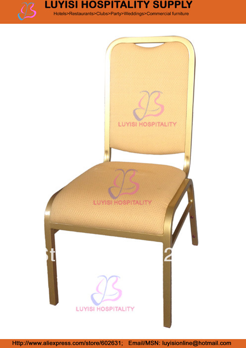 Fully Assembled Waterall Seat Hotel Banqueting Chair