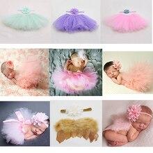 SUPER HOT SALE Cute Toddler Newborn Baby Girl Tutu Dress & H