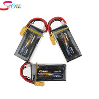 3PCS 11 1V 1500mAh Lipo Battery 70C Xpower Batteries XT60 Plug For Rc Quadcopter Drone Part