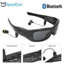 MP3 لاعب 1080 P نظارات كاميرا مع بلوتوث النظارات الشمسية DV سماعة الرياضة القيادة الطب الشرعي مسجل عدسات قطبية كاميرات