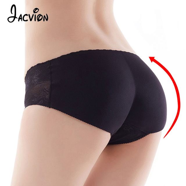 Butt Lifter Panties Women Butt Enhancer Ladies Sexy Big Ass Padded Underwear Female Seamless Lace Panties