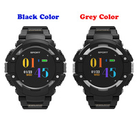 N21 Açık GPS akıllı bluetooth saat Smartwatch Çok Spor Kalp Hızı Termometre Spor Izci Samsung Galaxy S9 Artı