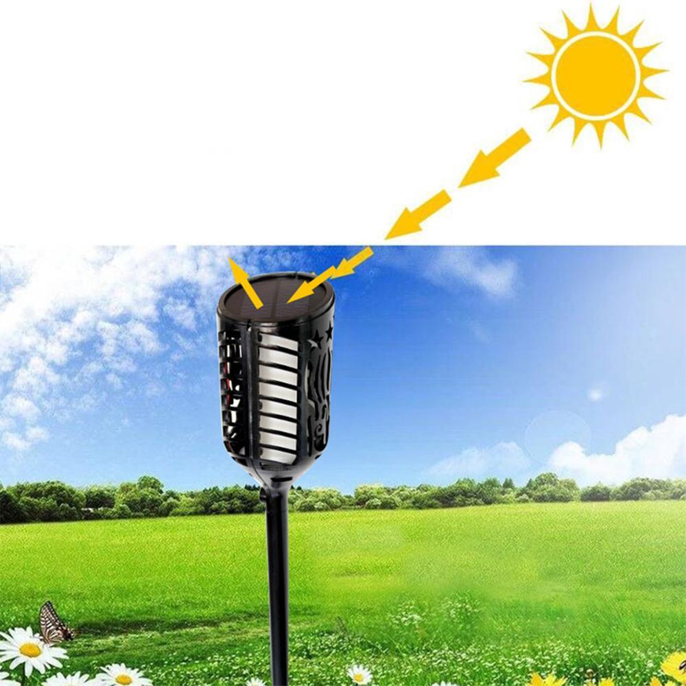 movido a energia solar Do Jardim CONDUZIU