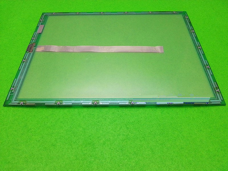 Original 12.1 inch 7 wire touch panel N010-0550-T715 touch panel flex 200mm free shippingOriginal 12.1 inch 7 wire touch panel N010-0550-T715 touch panel flex 200mm free shipping