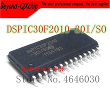 Gratis verzending 10 stks/partij DSPIC30F2010 30I/DUS DSPIC30F2010 PIC30F2010 30I/DUS PIC30F2010 30F2010 SOP28