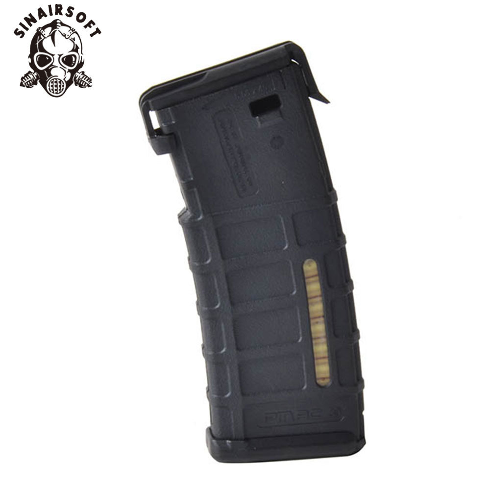 Magazine Style Powerbank Case NO Battery Intelligent Portable Power Supplier Outdoor Paintball Shooting Hunting Emergency Gear