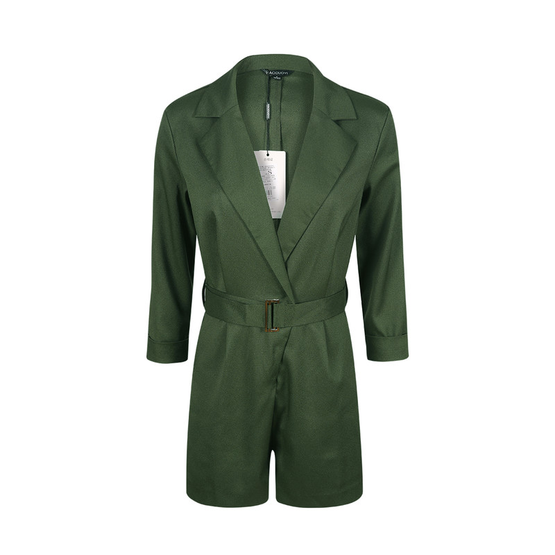 lady spring autumn western style fashion slim long sleeve SML XL XXL tailored collar wom ...
