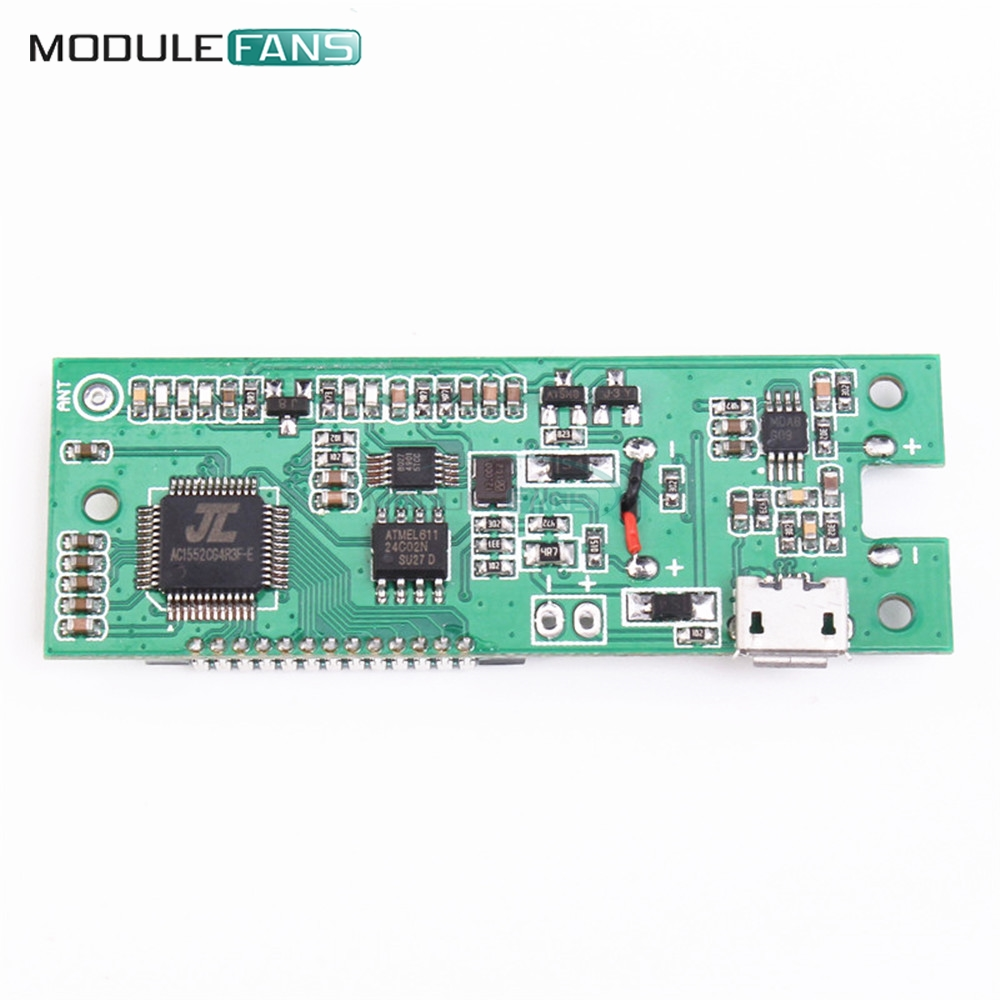 Fm Transmitter Module Wireless Microphone Circuit Board Computer Audiocircuit 1x 87mhz 108mhz Audio Transmitting Dc 3 5v