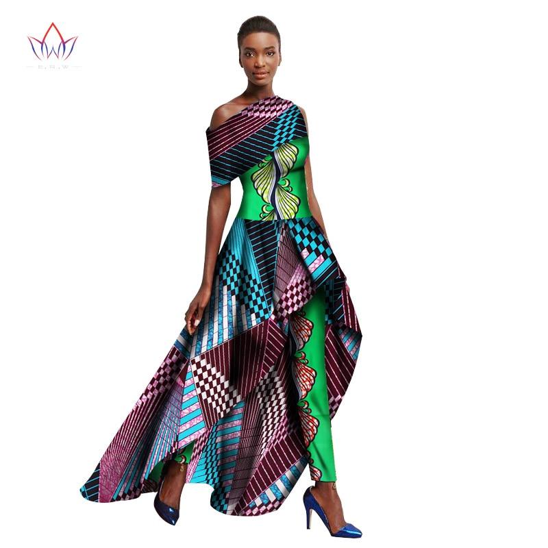 2019 Printemps Ankara Fashions Vêtements africains traditionnels - Vêtements nationaux - Photo 5