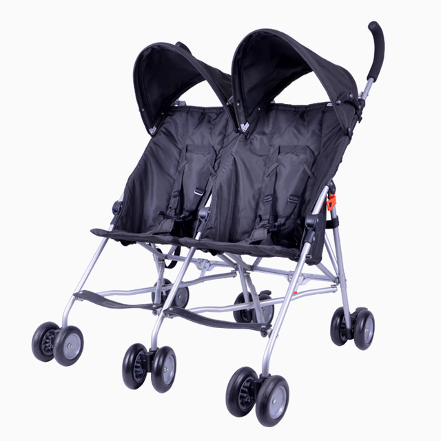 0f23b1b2f Folding Twins Baby Stroller Light Weight Portable European Baby ...