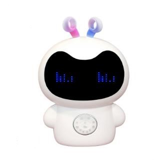 Intelligent companion voice dialogue early education robot. Children learn intelligent robot