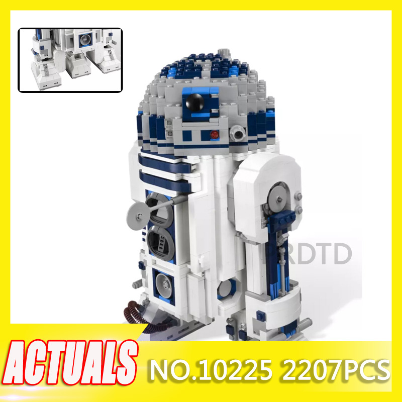 DHL Star Plan Series The 2207PCS Robot Set Building Blocks Bricks Robot Model Assembly LegoINGly 10225 Kids Toys Christmas GiftsDHL Star Plan Series The 2207PCS Robot Set Building Blocks Bricks Robot Model Assembly LegoINGly 10225 Kids Toys Christmas Gifts