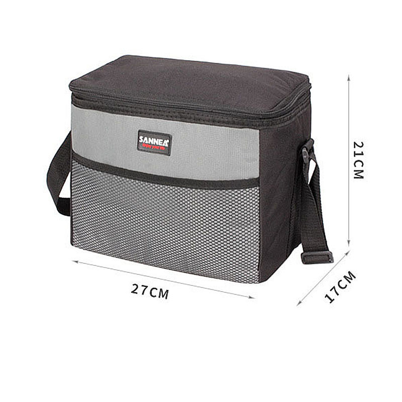 Picnic Bags Isothermal Insulated Bag Refrigerator Lunch Box Beach Fridge Camping Travel Barbecue bbq Tools Beer Drink Basket (1)