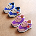 Cheap Baby Shoes 2017 Breathable Air Mesh Baby Boy Girl Shoes Soft PU Little Kids Sneakers Boys Trainers Sport Running Shoes