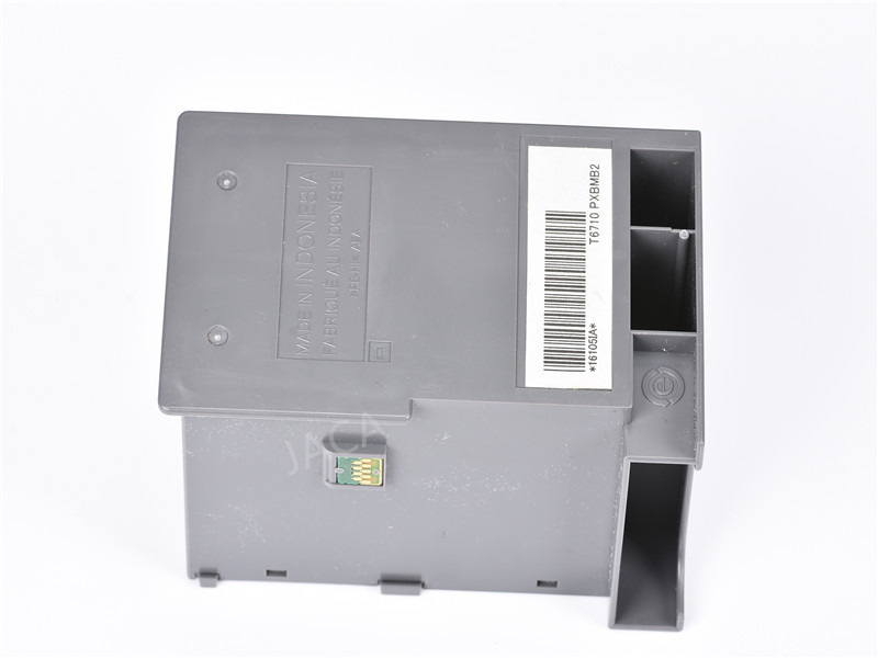 T6710 Waste/Maintenance ink tank For Epson Pro Workforce WP-4020/WP-4530/WP-4540/WP-4011/WP-4511/WP-4521/WP-4531 Ink Tank юбка kristina цвет серо черный
