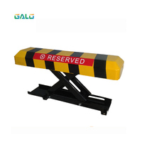 2 remote controls PARKING BARRIER lock CAR BOLLARD VEHICLE DRIVEWAY CAR SAFETY SECURITY car space reserved