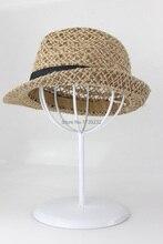 Белый/черный простой практичный hat стеллаж витрина магазина металлической крышкой стойку