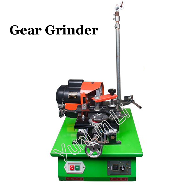 Automatic Gear Grinding Machine Blade Grinder For Woodworking Band Saw Blade High Precision Grinding Machine MF1107