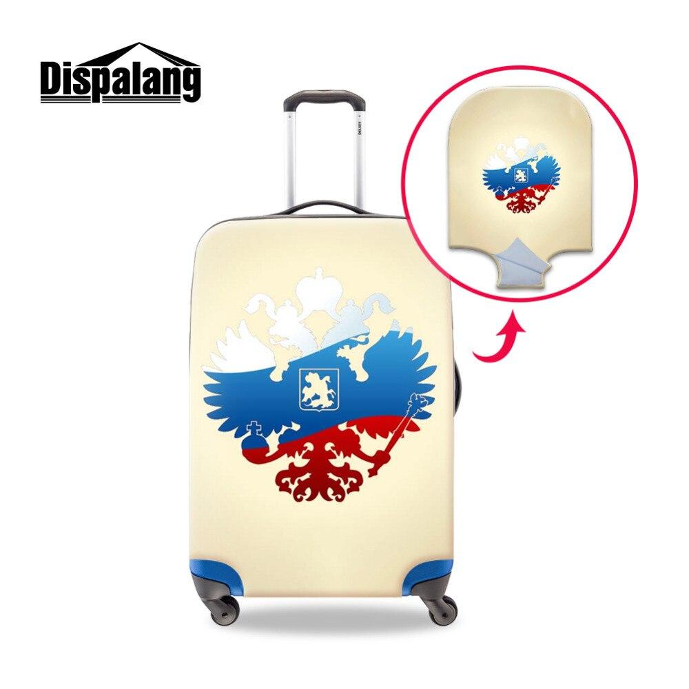 Rússia Logotipo Bagagem Tampas De Proteção de