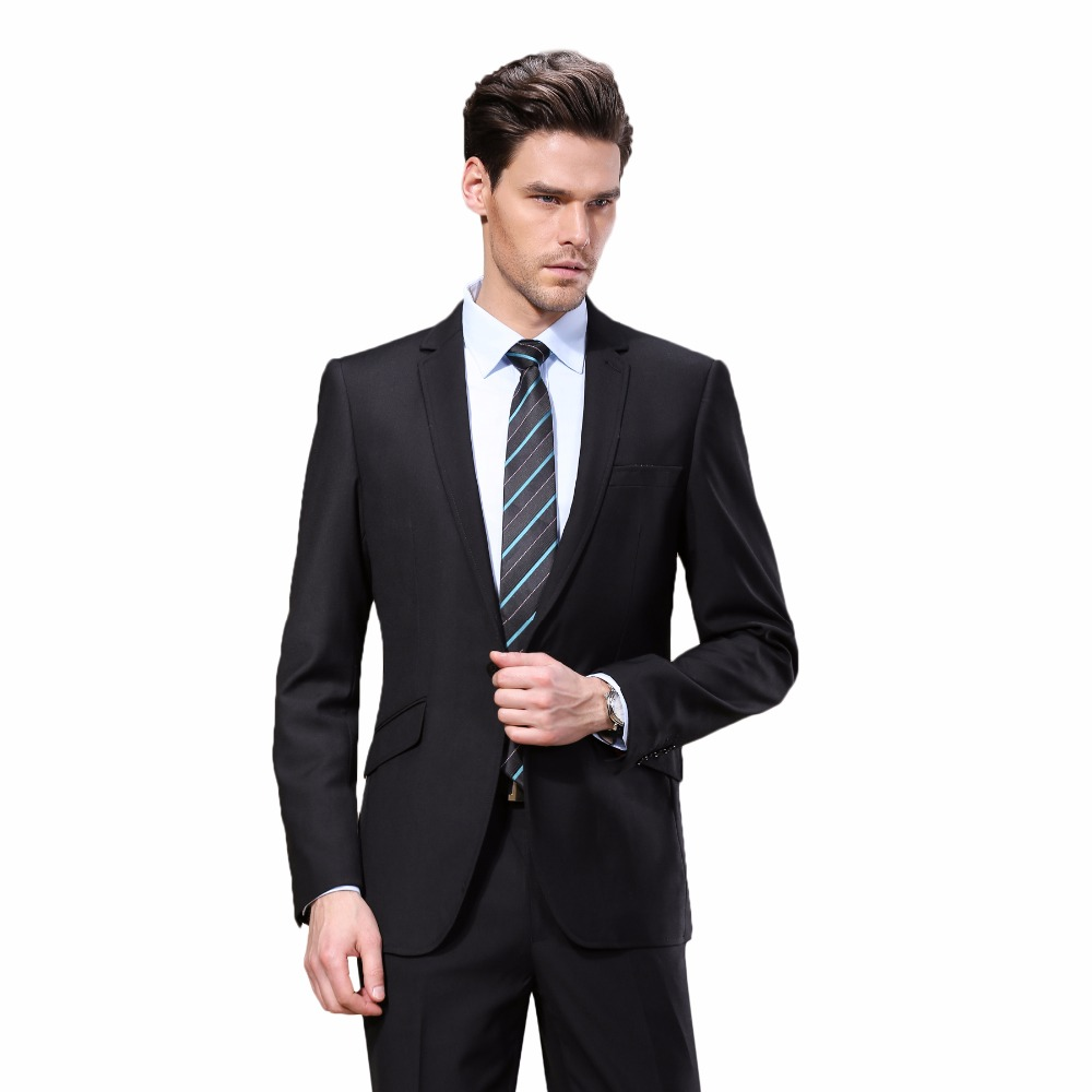Men'S Business Suit Styles Dress Yy Black Suit Styles