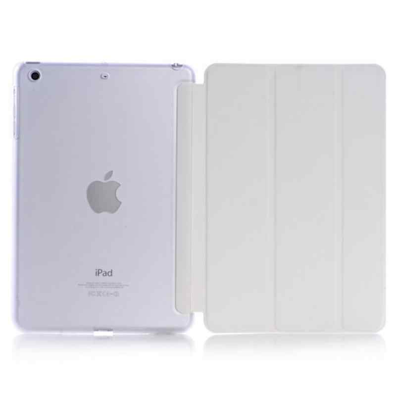 Voor iPad Mini Originele Simplism Series Wake Up Fold Stand Leather Case Smart Cover Protector voor iPad Mini 1 2 3