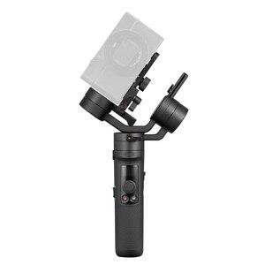 Image 3 - ZhiyunクレーンM2 3 軸ハンドヘルドソニーミラーレスカメラ用スマートフォンアクションカメラスタビライザーA6500 A6300 M10 M6 移動プロ