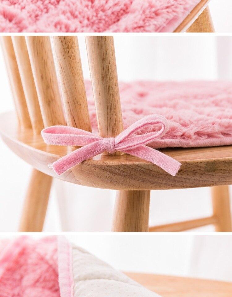 HTB1KLfFayfrK1RjSspbq6A4pFXan 40cmX40cm Chair Seat Cushion Home Use Dining Garden Patio Home Kitchen Office Pads Cushion Cushion for Chair Kids Room Decor
