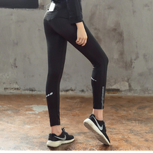 Women Running Tights Sports Leggings Yoga Pants Reflective for