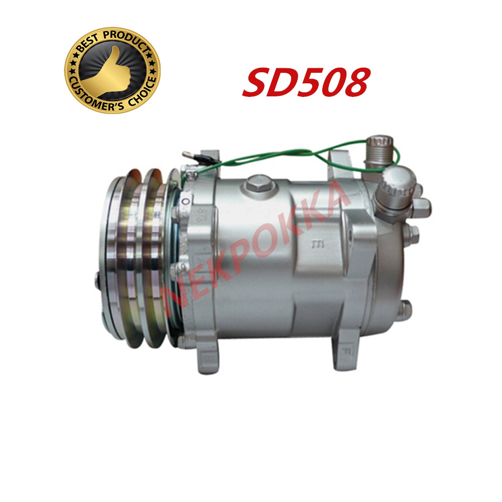 SD508 air conditioning compressor 5H14 ccompressor high quelity Refrigeration GENERAL COMPRESSOR POKKA PARTS