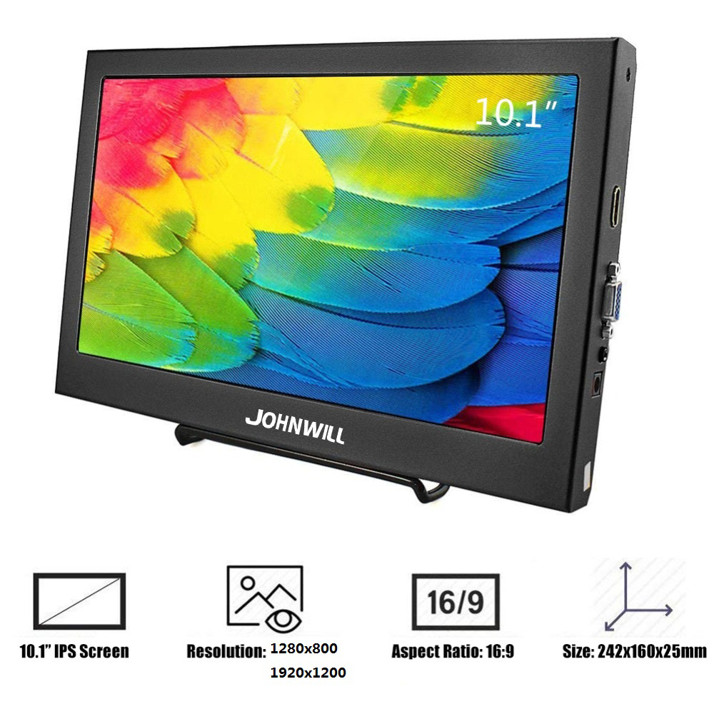11 6 Inch 1920X1080 IPS LCD Portable Display for PS3 PS4 XBOx360 with VGA HDMI Interface
