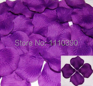 Wholesale 1000 pics purple silk rose petals artificial flower petals wholesale 1000 pics purple silk rose petals artificial flower petals bulk roses petal for wedding party mightylinksfo