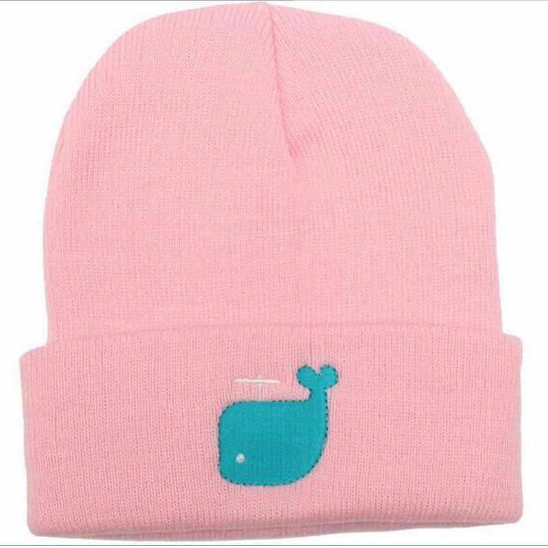 39f06fda35d New Style Knit Dolphin Pattern Cute Warm Winter Hats for Women Cheap Female  Beanie Hats Head