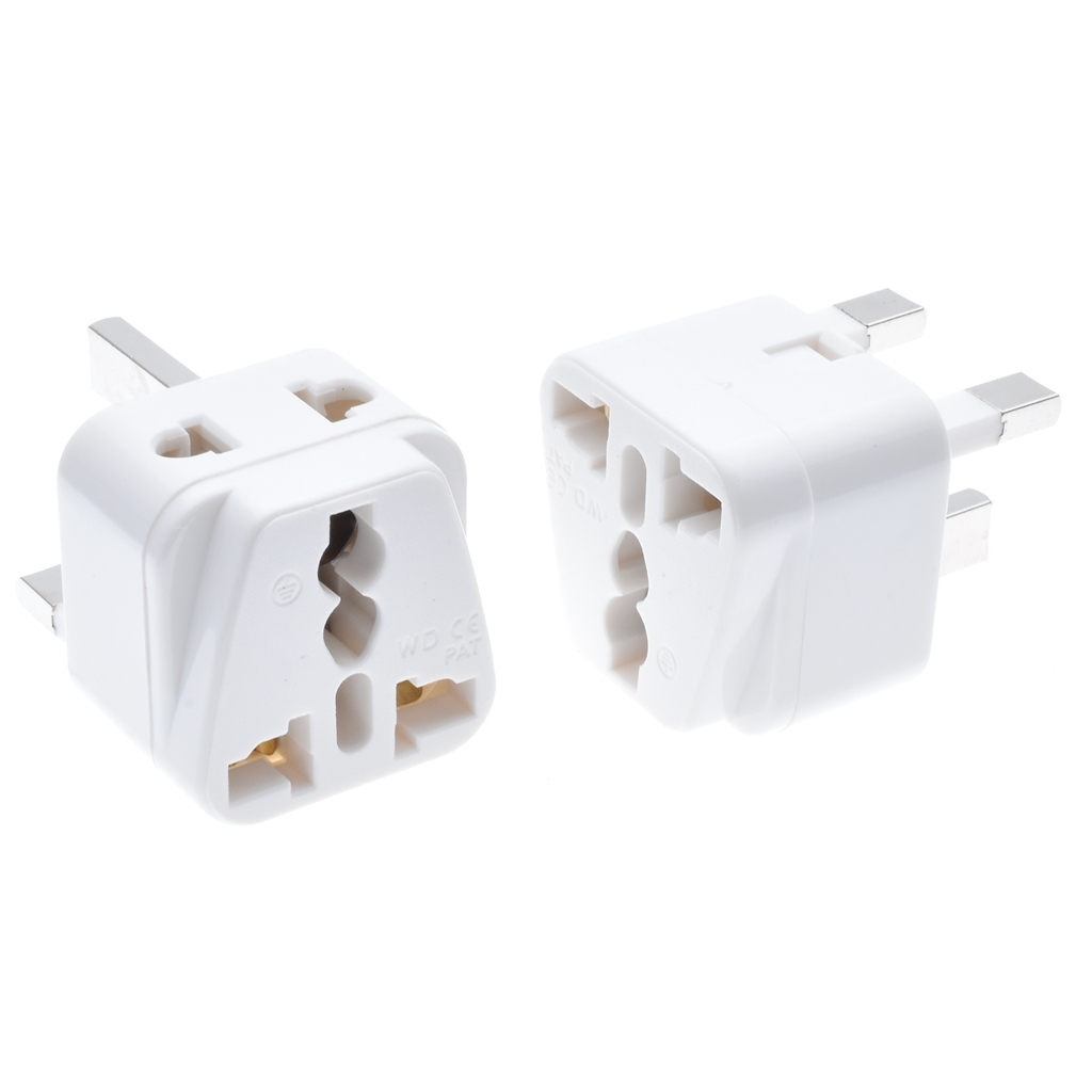 HTB1KLh9KbPpK1RjSZFFq6y5PpXa7 - Universal AU US EU to UK Plug 2 in 1 International Travel Power Charger Adapter UK PLUG TYPE G Hong Kong Singapore Malaysia