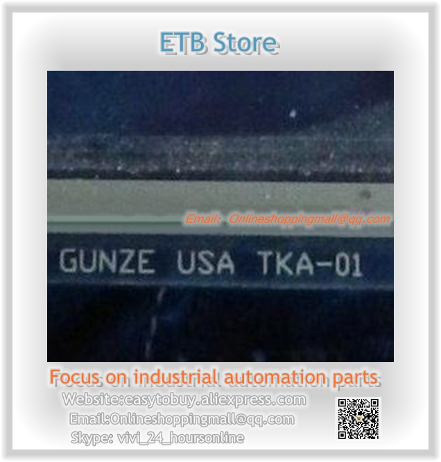 G-UNZE USA TKA-01 Touch Screen