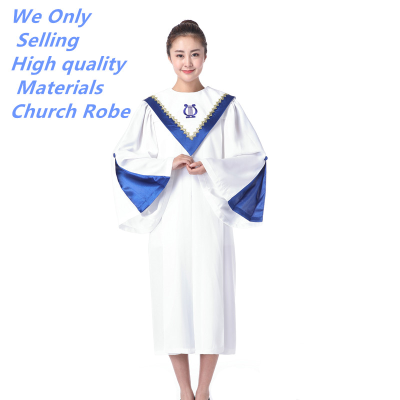 Christ Church High Quality Choir Robe Vintage Burgundy Creme Methodist Church Choir Robes COLLEGIATE Gown