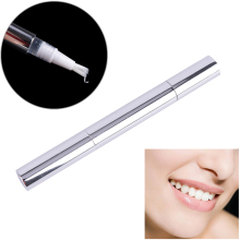 1PC White Teeth Whitening Gel Pen Tooth Gel Whitener Bleach Remove Stains Oral Hygiene Brush Floss Teeth Whitening PEN