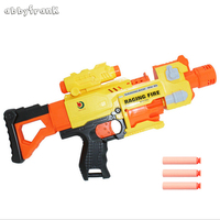 Electronic Toy Gun Airsoft Pistol 20pcs Soft Foam Bullets Plastics Gun Sniper Simulation CS Game Outdoor Fun Sports Toy For Boys