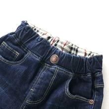 Stylish Casual Denim Baby Boy's Jeans